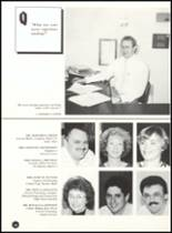 1990 Bentworth High School Yearbook Page 66 & 67