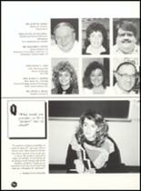 1990 Bentworth High School Yearbook Page 68 & 69