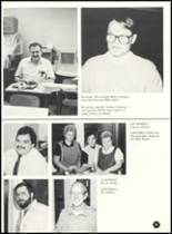 1990 Bentworth High School Yearbook Page 70 & 71