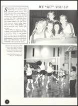 1990 Bentworth High School Yearbook Page 76 & 77