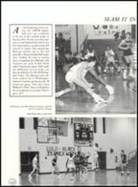 1990 Bentworth High School Yearbook Page 82 & 83