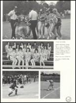 1990 Bentworth High School Yearbook Page 86 & 87