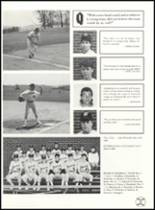 1990 Bentworth High School Yearbook Page 88 & 89