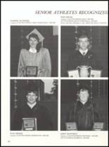 1990 Bentworth High School Yearbook Page 90 & 91