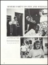 1990 Bentworth High School Yearbook Page 96 & 97