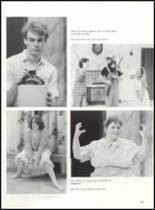1990 Bentworth High School Yearbook Page 98 & 99