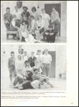 1990 Bentworth High School Yearbook Page 100 & 101