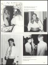 1990 Bentworth High School Yearbook Page 106 & 107