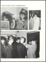 1990 Bentworth High School Yearbook Page 108 & 109