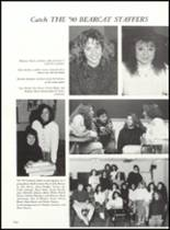 1990 Bentworth High School Yearbook Page 118 & 119