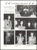 1990 Bentworth High School Yearbook Page 126 & 127