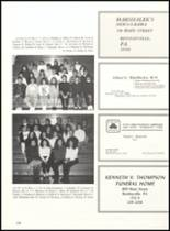 1990 Bentworth High School Yearbook Page 132 & 133
