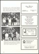 1990 Bentworth High School Yearbook Page 142 & 143