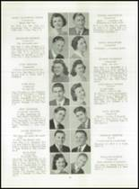 1941 Greencastle-Antrim High School Yearbook Page 14 & 15
