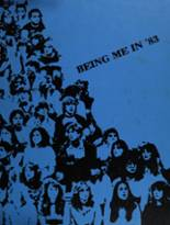 1983 Yearbook Corona High School