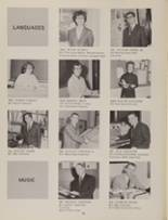 1966 Wickliffe High School Yearbook Page 16 & 17