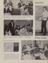 1966 Wickliffe High School Yearbook Page 20 & 21