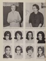 1966 Wickliffe High School Yearbook Page 32 & 33