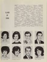 1966 Wickliffe High School Yearbook Page 34 & 35