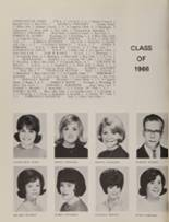 1966 Wickliffe High School Yearbook Page 40 & 41