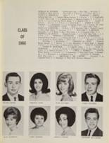 1966 Wickliffe High School Yearbook Page 42 & 43