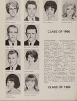 1966 Wickliffe High School Yearbook Page 54 & 55