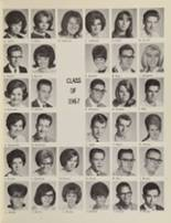 1966 Wickliffe High School Yearbook Page 58 & 59
