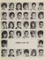 1966 Wickliffe High School Yearbook Page 64 & 65