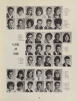 1966 Wickliffe High School Yearbook Page 68 & 69