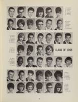 1966 Wickliffe High School Yearbook Page 70 & 71
