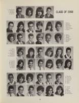 1966 Wickliffe High School Yearbook Page 72 & 73