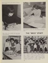 1966 Wickliffe High School Yearbook Page 78 & 79