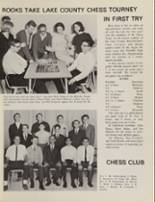 1966 Wickliffe High School Yearbook Page 84 & 85