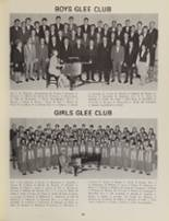 1966 Wickliffe High School Yearbook Page 102 & 103