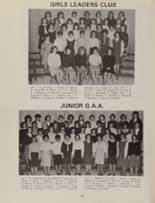 1966 Wickliffe High School Yearbook Page 116 & 117