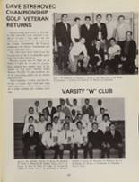 1966 Wickliffe High School Yearbook Page 126 & 127