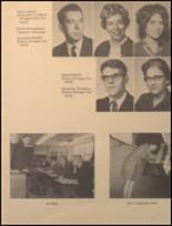 1969 Bangor High School Yearbook Page 10 & 11