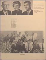 1969 Bangor High School Yearbook Page 12 & 13