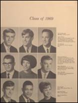 1969 Bangor High School Yearbook Page 14 & 15