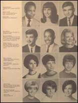 1969 Bangor High School Yearbook Page 16 & 17