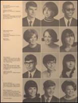 1969 Bangor High School Yearbook Page 18 & 19