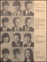 1969 Bangor High School Yearbook Page 20 & 21