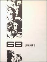 1969 Bangor High School Yearbook Page 22 & 23