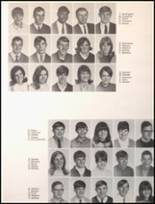 1969 Bangor High School Yearbook Page 24 & 25