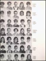 1969 Bangor High School Yearbook Page 26 & 27