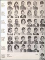 1969 Bangor High School Yearbook Page 32 & 33