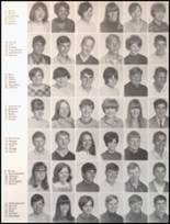 1969 Bangor High School Yearbook Page 36 & 37