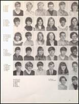 1969 Bangor High School Yearbook Page 38 & 39