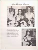 1969 Bangor High School Yearbook Page 52 & 53