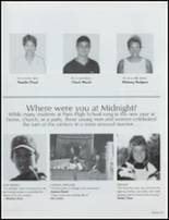 2000 Paris High School Yearbook Page 14 & 15